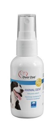 Over зоопарк Animal Дент (на камень зубной) 50 мл