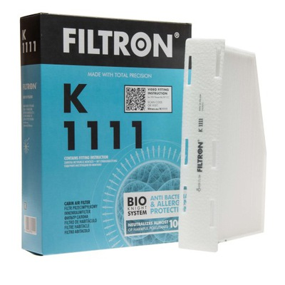 FILTRON FILTRO DE CABINA K1111 AUDI A3 SEAT ALTEA