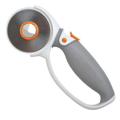 Нож  дисковый шитье Fiskars титан клинок 60мм