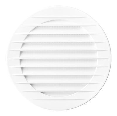 клетка вентиляции круглая белая 100 airRoxy