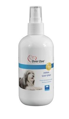 Animal Soap (Over Zoo). Spray płyn do mycia łap.