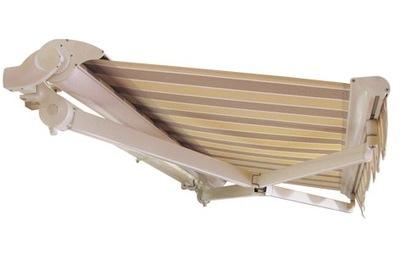 Вега маркиза терраса ш 540 x 250 вылетом