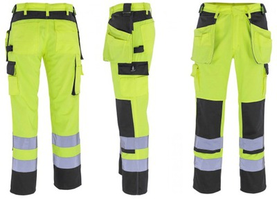 spodnie robocze pro job professional rozmiar c44-c62