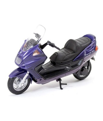 Welly 1999 YAMAHA MAJESTY YP250DX 1 :18 СКУТЕР