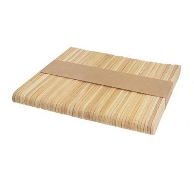 палочки деревянные для мороженного творческие 113 мм 50шт
