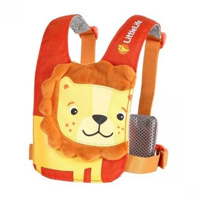 LITTLELIFE bezpečnostné popruhy, lev