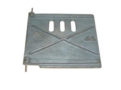 Rúra dvere vnútorné liatiny zapečatené