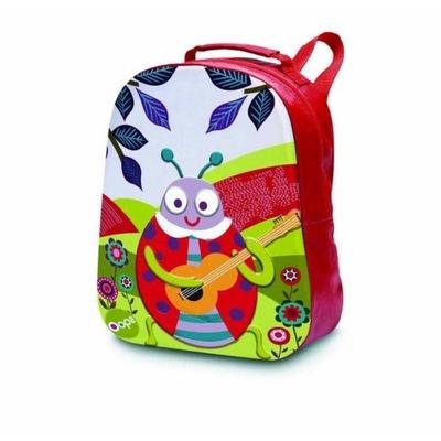 25159176001a5 OOPS Plecak dla przedszkolaka - Ślimak OKAZJA - 5020800022 ...