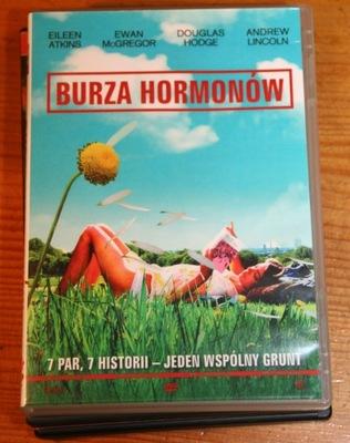 BURZA HORMONÓW    DVD