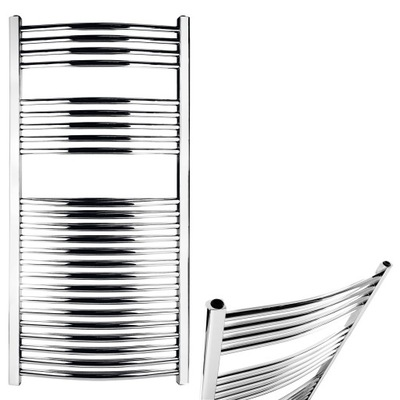 Ohrievač vody typu 450x1200 arc chrome 450/120