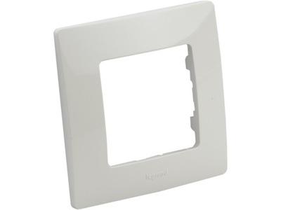 Legrand NILOE Рамка одиночная белая 665001