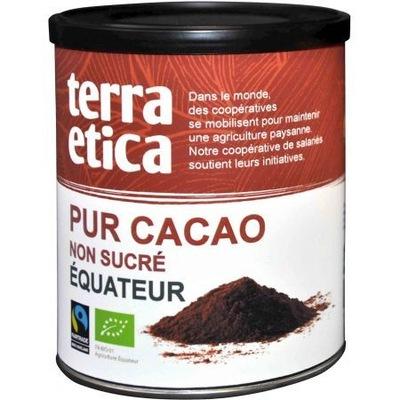 Какао fair trade 200г био