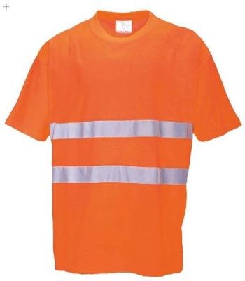 Koszulka S172 Portwest ostrzegawcza S