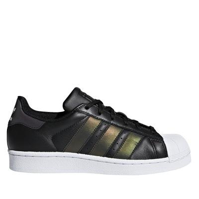 Buty Adidas SUPERSTAR CQ2688 czarne xenon 38 23