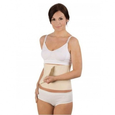 Carriwell Pás popôrodná. chudnutie natur L/XL