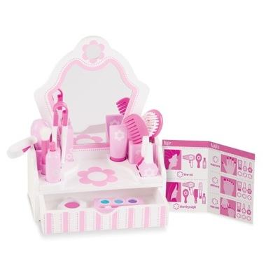 MelissaandDoug kozmetika pre deti Toaletný stolík