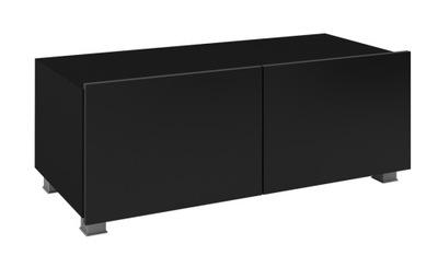 Calabrini шкафчик RTV 100 Черный блеск