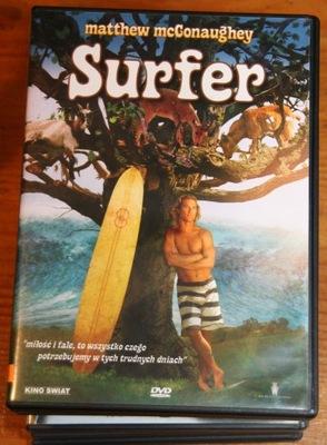 SURFER   DVD