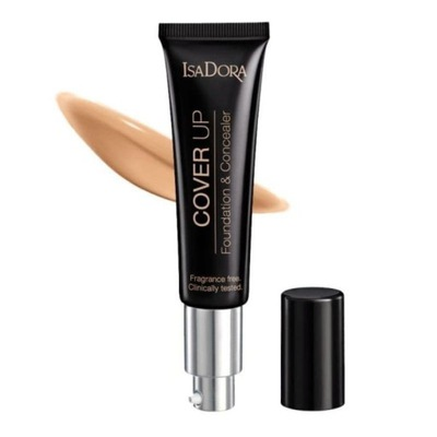 IsaDora Cover Up Foundation 35ml numer: 60