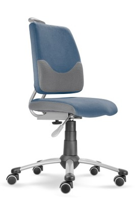 Nastaviteľné stoličky blue gray ActikidA3 Mayer