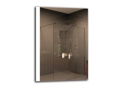 зеркало ванной LED 70x100 см | премиум M1ZP-32