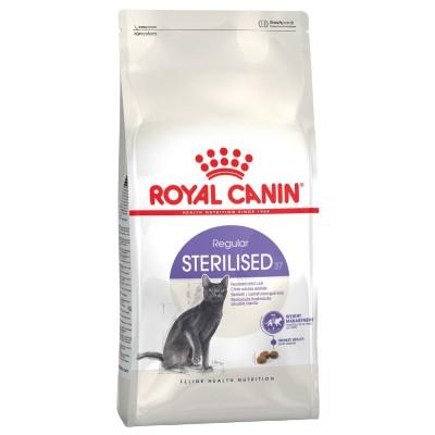 Royal Canin РЕГУЛЯРНЫЕ STERILISED 37 10 КГ