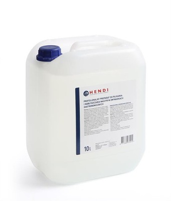 Płyn do nabłyszczania naczyń w zmywarkach 10 L