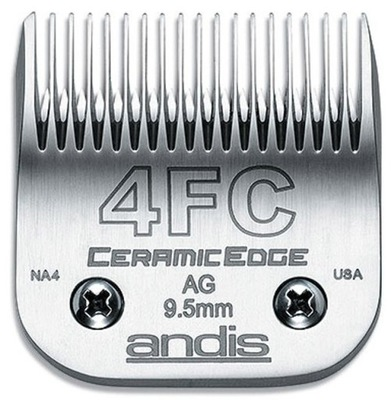 Андис CeramicEdge № 4FC лезвие 9 ,5 мм