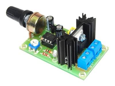 AR162 Regulator prądu stałego DC softstart PWM kit
