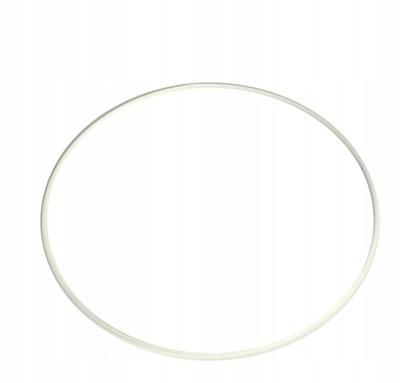 Обруч, Круг для ловец снов, кольцо 50 см Белый