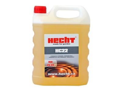 HYDRAULICKÉ oleje 4 LITROV HECHT HC22