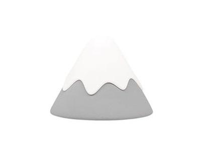 MUID Snow Mountain Ламп - серая лампа ночная USB