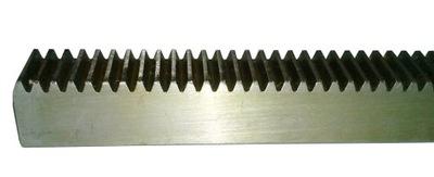 prevodovky M1,5 17x17, L=500 mm, Modul 1,5 / CNC