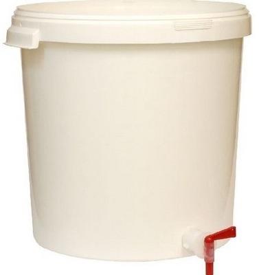 Емкость ферментационный 30л Ферментер с краном