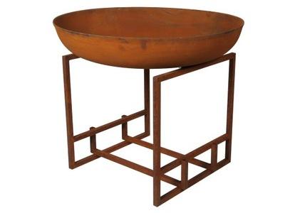 Obkladové dosky, nábytok vaňa rdzewiona 75 cm