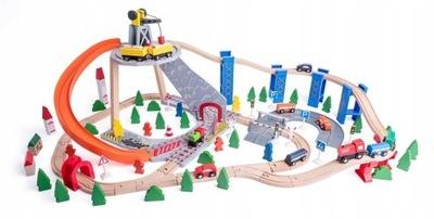 Hračky pre deti, Zase drevené +žeriav woody
