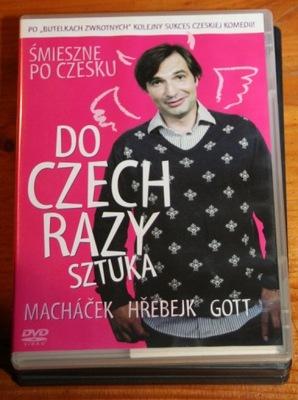 DO CZECH RAZY SZTUKA     DVD