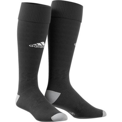 Getry piłkarskie Adidas Milano Sock czarne 40-42