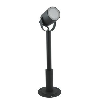 poschodí lampa GARDEN SPOTLIGHT GU10 STĹPEC 48 CM