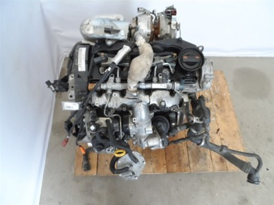 ДВИГАТЕЛЬ CKR 2.0TDI VW PASSAT B7 USA