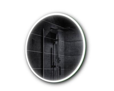 зеркало Круглые  ванной LED 80x80 - ДЕЛИ