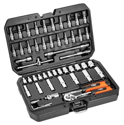 Neo Tools 08-683 набор ключей торцевых 1 /4 53el