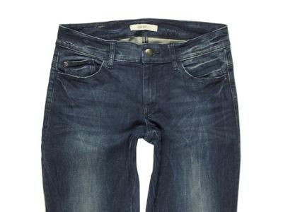 # ESPRIT * 36/30 * damskie spodnie  TUBE *