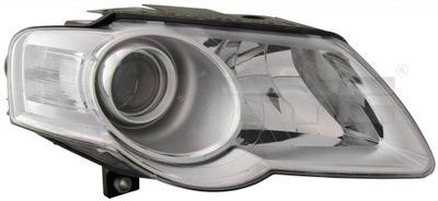 REFLEKTOR LAMPA TYC VW PASSAT