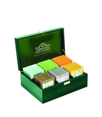 Ahmad Tea коробка с herbatami 60 сумок