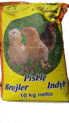 ПАША корм ДЛЯ цыплят, кур pisklak от 1 дня