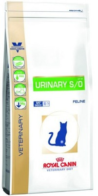 Royal Canin Veterinary Diet Urinary S/O LP34 3,5kg