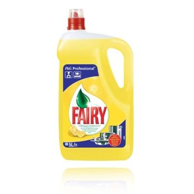 жидкость для мытья посуды Fairy Professional Лимон 5л