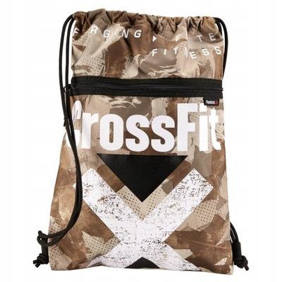 Worek na buty Reebok plecak sportowy na siłownie