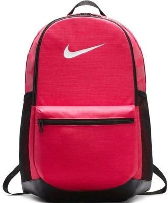 f0e98a0434945 Plecak Nike BA5388 666 Brasilia Mesh Training 7441875914 - Allegro.pl